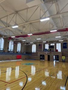 Rec Gym Lights